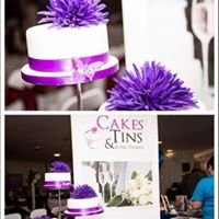 Cakes, tins & Icing things