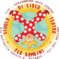 Scuola di circo e teatro per bambini di Bologna