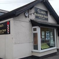 Clare's Barbers Shop