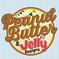 Peanut Butter & Jelly Designs