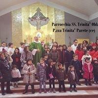 Parrocchia SS. Trinita' Oblati di S.Giuseppe P.zza Trinita' Parete (ce)