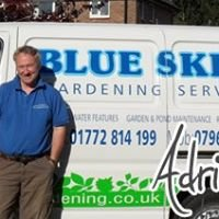 Blue Skies gardening services ltd