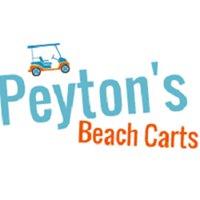 Peyton's Beach Carts