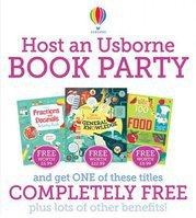 Bonkers For Books - Independent Usborne Books organiser
