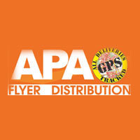 APA Flyer Distribution Parramatta