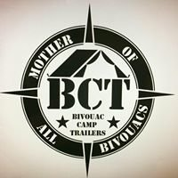 Moab Trailers  by BCT