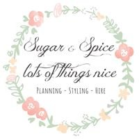 Sugar & Spice Event Planning & Hire