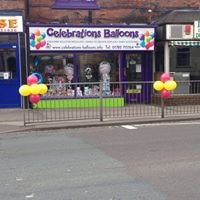 Celebrations Balloons Stoke on Trent