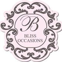 Bliss Occasions