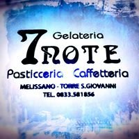 Gelateria Pasticceria 7note