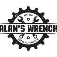Alan's Wrench Total Automotive