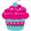 Mum2Mum Cupcake Wrappers