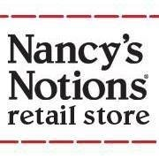 Nancy's Notions Retail Store