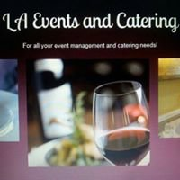 L A Events and Catering