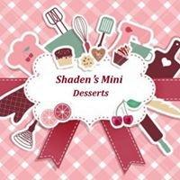 Shaden's mini desserts