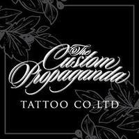 Custom Propaganda Tattoo
