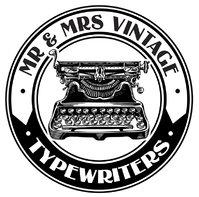 Mr & Mrs Vintage Typewriters