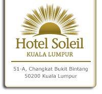 Hotel Soleil Bukit Bintang