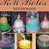 Eva bolos decorados