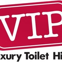 VIP Luxury Toilet Hire
