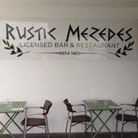Rustic Mezedes