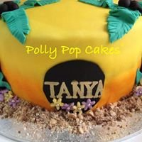 Polly Pop Cakes