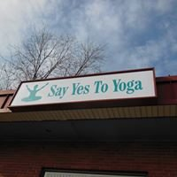 SAY YES To YOGA