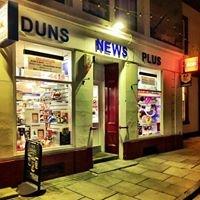 Duns News Plus - Newsagents