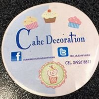 Cake Decoration - Dulces hadas -