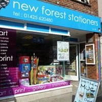 New Forest Stationers