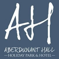 Aberdunant Hall Holiday Park, Hotel & Restaurant