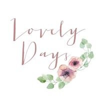 Lovely Days Studio - Event Design & Creative Consulting