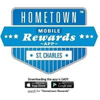 Hometown Mobile Rewards App