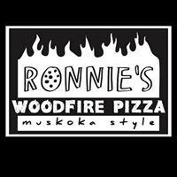 Ronnie's WoodFire Pizza: Muskoka Style