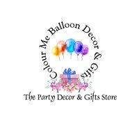 Colour Me Balloon Decor & Gifts