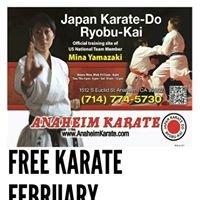 Anaheim Karate - Japan Karate Do Ryobu-Kai