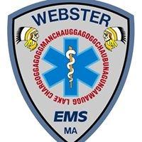 Webster Emergency Medical Services (Webster EMS) Massachusetts