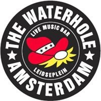 The Waterhole live music bar.