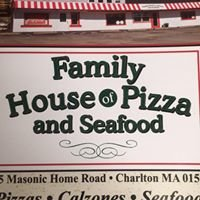 Family House of Pizza & Seafood