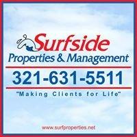 Surfside Properties & Management in Brevard