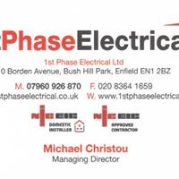 1st Phase Electrical Ltd