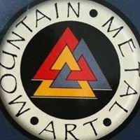 Mountain Metal Art