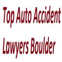 Top Auto Accident Lawyers Boulder