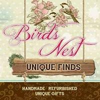 Birds Nest Unique finds