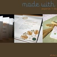 Made With Love Paperie & Design Studio
