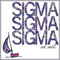 Sigma Sigma Sigma Sorority-St. Mary's University Chapter