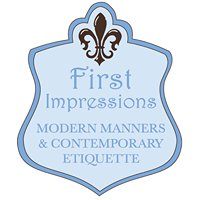 First Impressions Manners & Etiquette