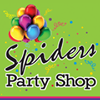Spiders Party Shop