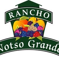 Rancho Notso Grande (U Pick Berries=Family Fun)