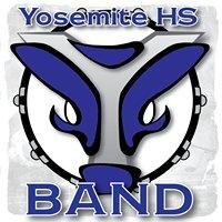 Yosemite High School Badger Band